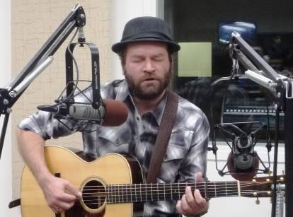 East Nashville via North Carolina Singer & Songwriter Clint Alphin