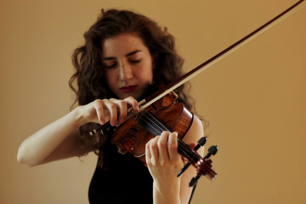 New York Violinist Willa Finck