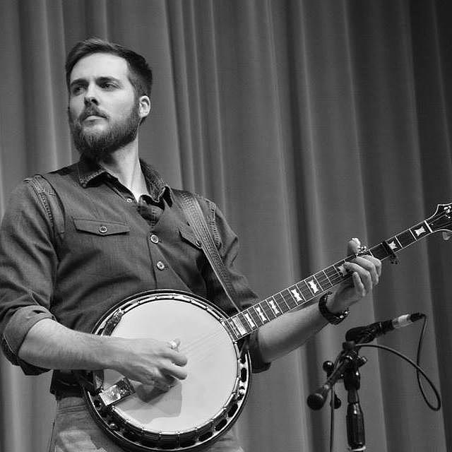 Will performing at the Shelton Bluegrass Festival Winter Concert Series in Shelton, Washington. Credit unknown.