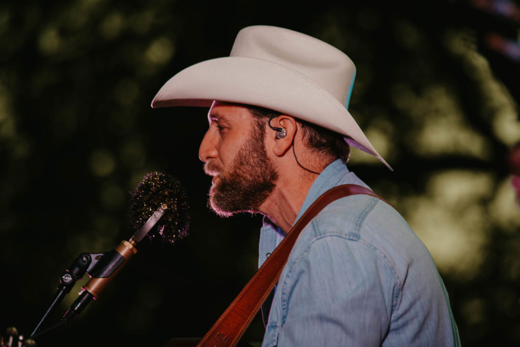 Tony performing at the 2019 South By Southwest Festival.
